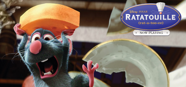 Ratatouille | The Trailer