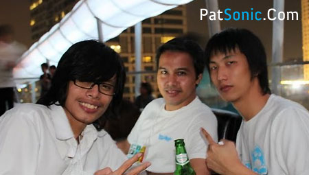 #Codefail Party @ Greenspace CTW