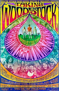 Taking Woodstock Poster 1