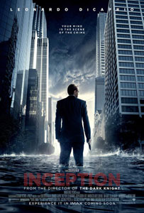 Inception Poster แบบ 2