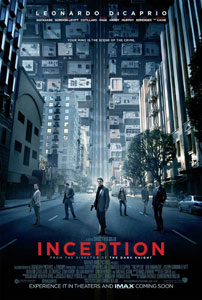 Inception Poster แบบ 3