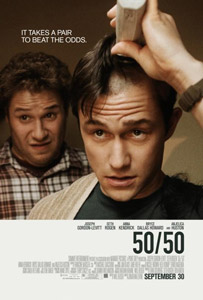 50/50 Poster 1