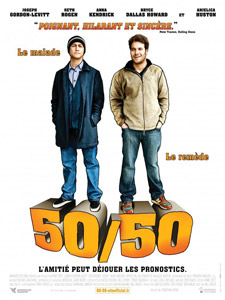 50/50 Poster 2
