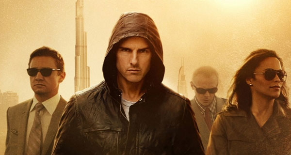 Mission: Impossible - Ghost Protocol ปฏิบัติการไร้เงา