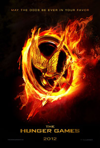 Poster 1 - The Hunger Games
