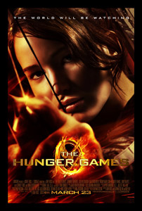 Poster 2 - The Hunger Games