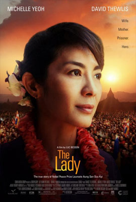 The Lady - Poster 1