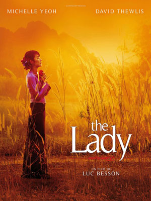 The Lady - Poster 2