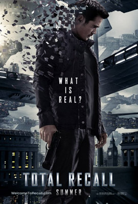 Total Recall 2012 - Poster 2