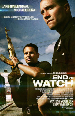 End of Watch | Poster 1