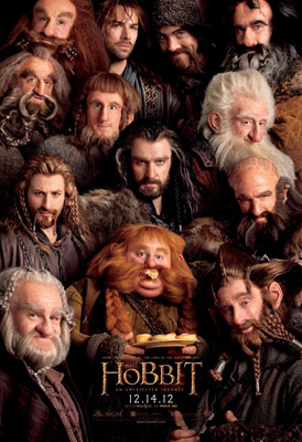 The Hobbit: An Unexpected Journey | Poster 2