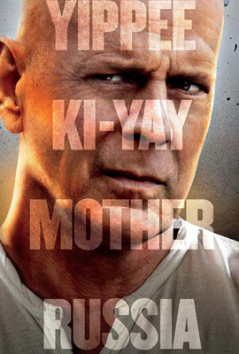A Good Day to Die Hard   Poster 1