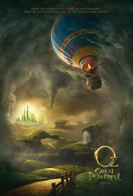 Oz the Great and Powerful - Poster 2