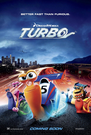 Turbo - Poster 1