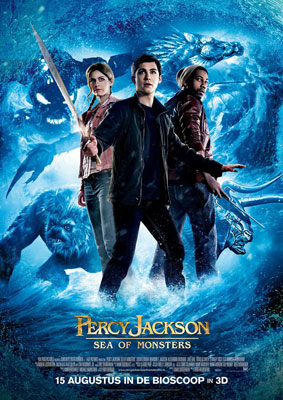 โปสเตอร์ Percy Jackson: Sea of Monsters
