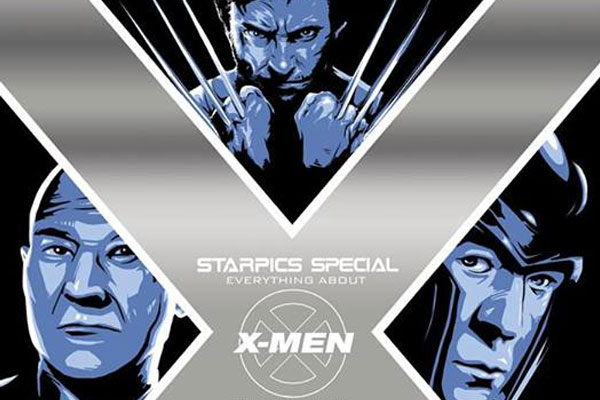 Starpics Special - Everything About X-Men