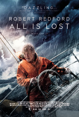 All Is Lost - Poster 1