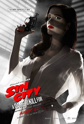 Poster 2 of Sin City: A Dame To Die For