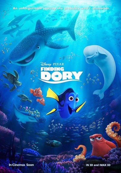 'Finding Dory' 's Poster