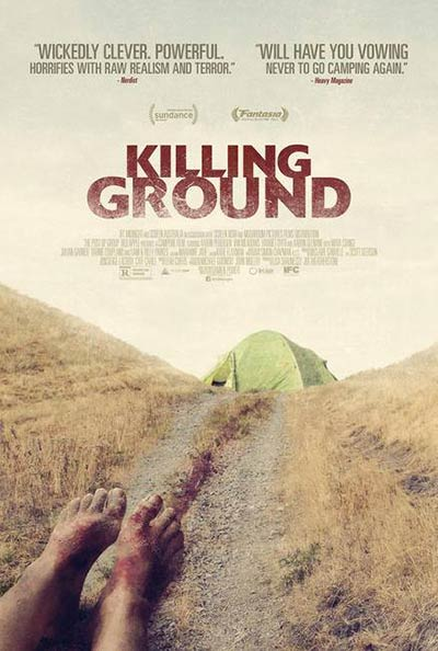 Killing Ground's Poster