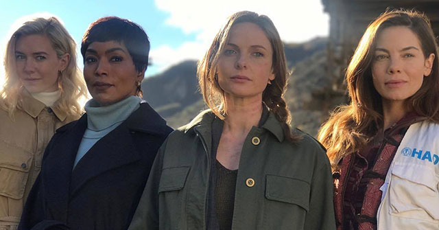 The Women Of Mission: Impossible 6
