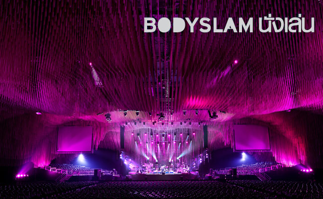 Bodyslamนั่งเล่น | ภาพยนตร์คอนเสิร์ตที่ฟินที่สุด