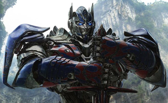 ได้เวลา! โปสเตอร์และตัวอย่างของ Transformers : Age of Extinction