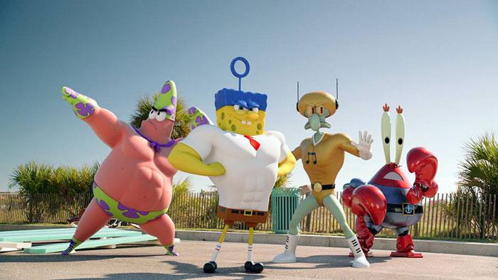 ตัวอย่างแรกจาก 'The Spongebob Movie Sponge Out Of Water 3D' มาแล้ว!