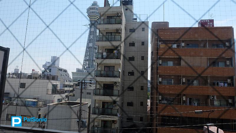 Pat in Japan : Day 1 วันแรกในญี่ปุ่น วันแรกในโอซาก้า